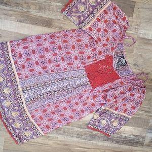 Size L Angie blouse